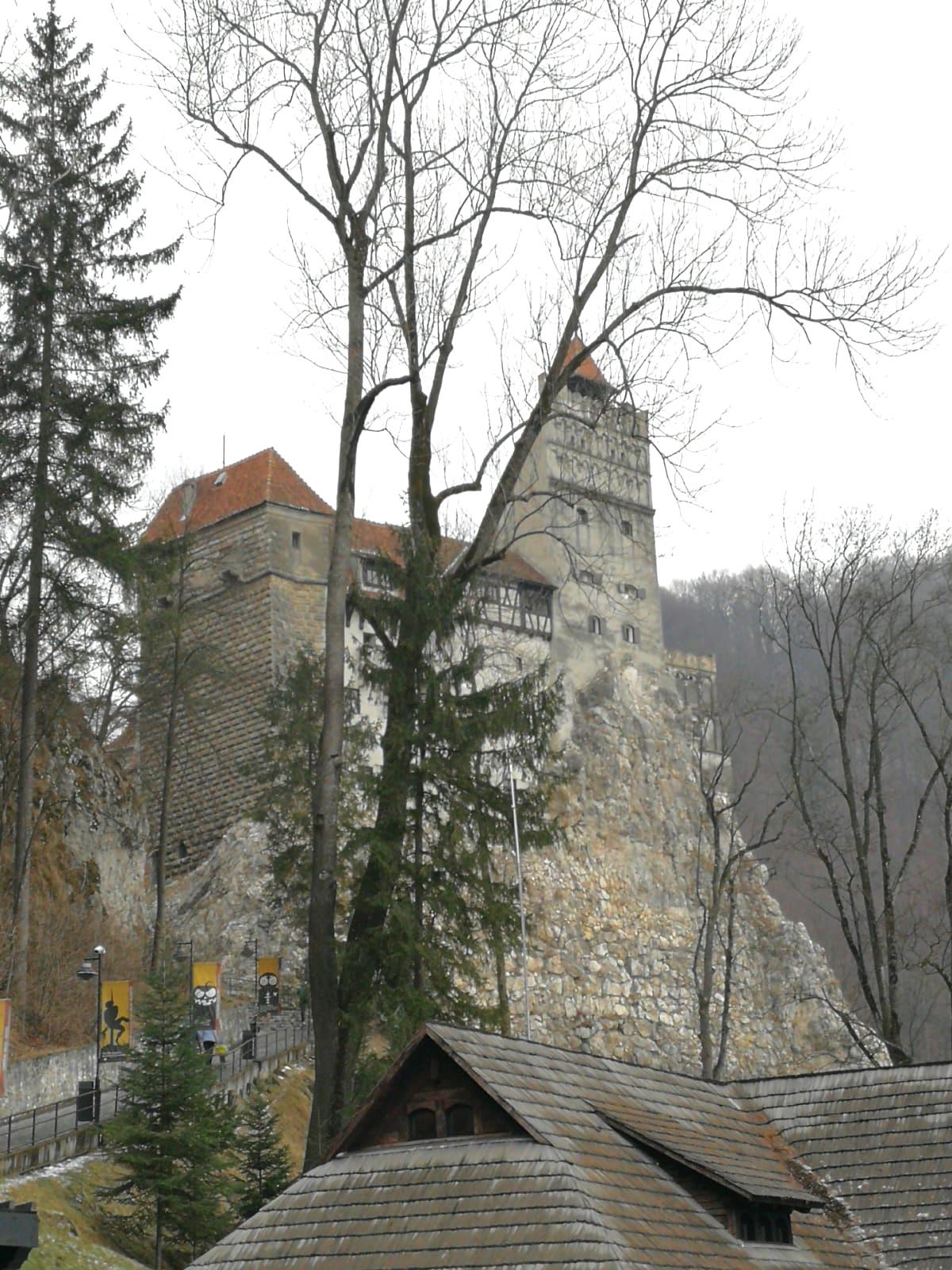 Замок Бран. Автор фотографии Туре Анастасия